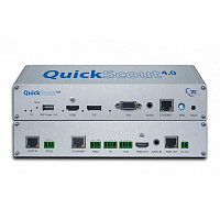 TLS QuickScout 4.0 MF - Коммутатор HDBaseT HDMI/Display Port/VGA+Audio