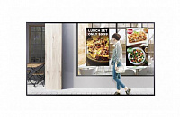 "55"" дисплей HighBright, 2500 кд/м2, 24/7, Window facing, 1920x1080, LG webOS 3.0"