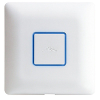Ubiquiti UniFi AC, точка доступа WiFi 802.11ac 1300 Mbps, indoor, работает с контроллером UniFi
