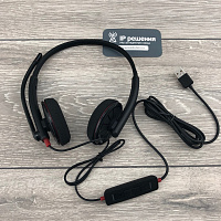 Plantronics Blackwire С320, USB-гарнитура